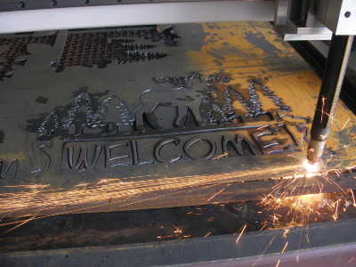 Sabre Metal Werks Custom Cnc Plasma Cutting Of Metal